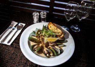 Cortado Mussels